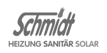 Schmidt Heizung Sanitär Solar