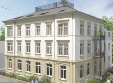 Hausverwaltung Altbausanierung Großröhrsdorf