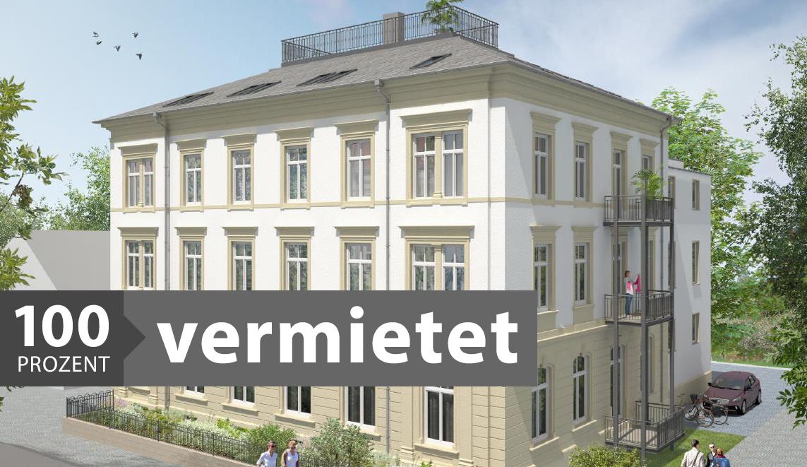 Vermietung Hausverwaltung Wohnung Altbau Sanierung Großröhrsdorf bei Dresden